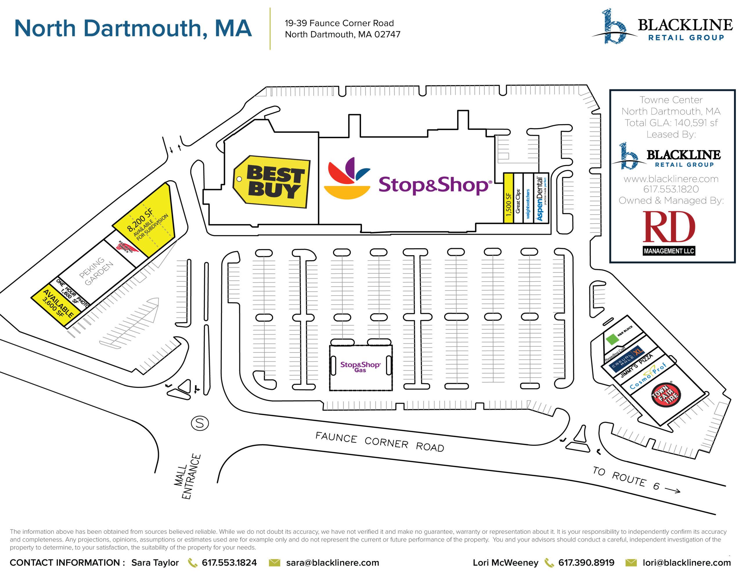 North Dartmouth, Ma Towne Center