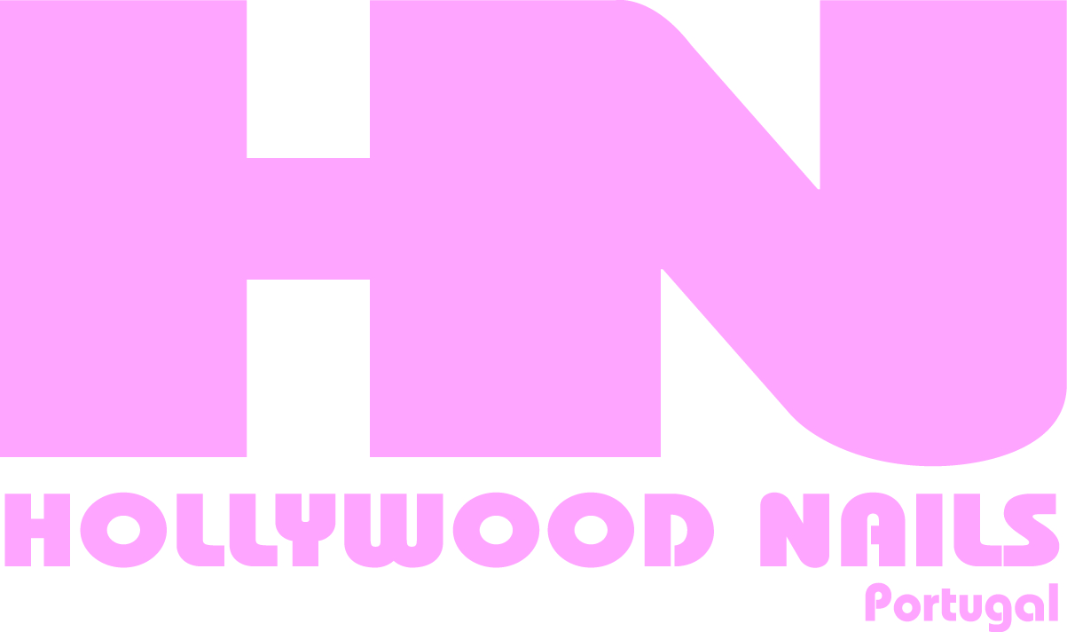 Hollywood Nails logo - commercial space at The Center at Atwood